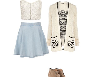 adorable, baby blue, and creamy image