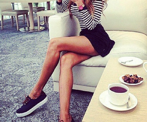 casual, classy, and coffee image