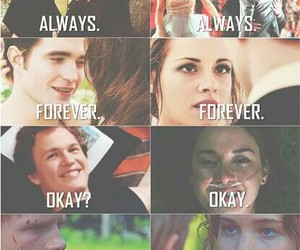 harry potter, twilight, and the fault in our stars image