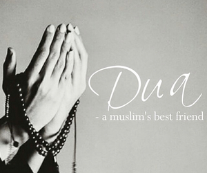 allah, friend, and islam image