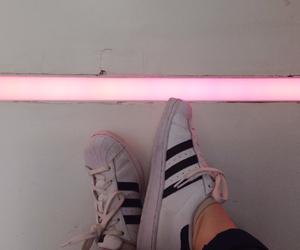 adidas, grunge, and shoes image