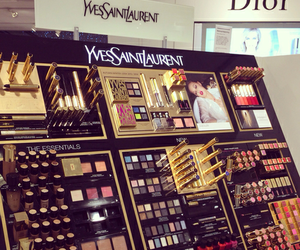 YSL, dior, and Yves Saint Laurent image