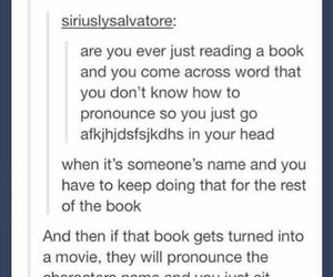 books, fiction, and funny image