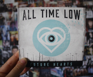 album, all time low, and band image