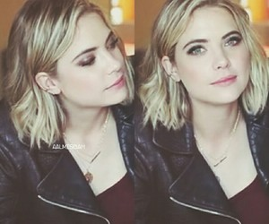 short hair, pretty little liars, and pll image