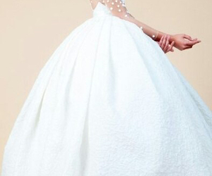 dress, fashion, and hairstyles image