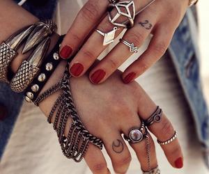 blog, nail, and blogger image