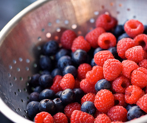 fruit, food, and berries image