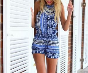 fashion, summer, and styliate image