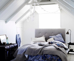 home, bed, and interior image