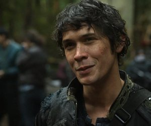 the 100, bob morley, and bellamy image