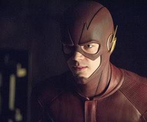 boy, dc comics, and the flash image