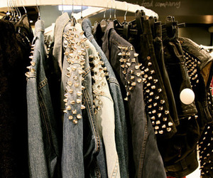 fashion and studded image