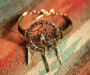 spirit, boho, and dreamcatcher image