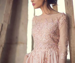 haute couture and wedding image