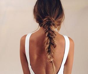 braid, fashionable, and fashionista image