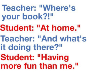 funny, school, and teacher image