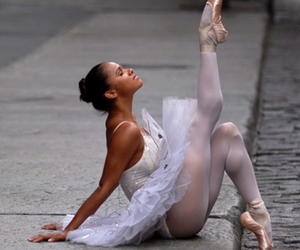 ballet, dance, and misty copeland image