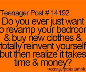 quote, true, and money image