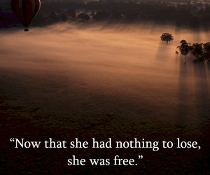 free, lose, and quotes image