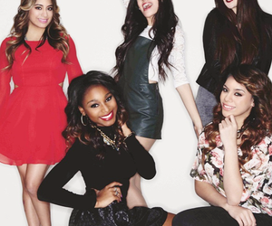 fifth harmony, camila, and lauren image