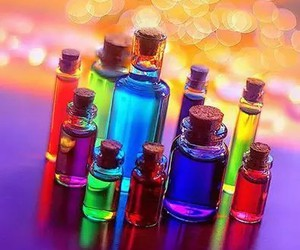 colorful, bottle, and colors image