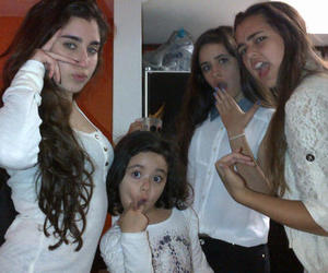 girls, 5h, and normani hamilton image
