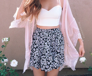 fashion, pink, and summer image