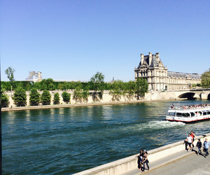 eiffel tower, holiday, and paris image