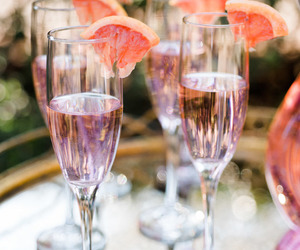 champagne, classy, and drink image