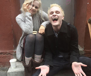 izombie, liv moore, and david anders image