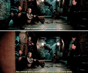 arrow, Black Canary, and Felicity image