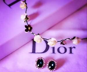 dior and jewellery image