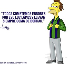 frases, quotes, and simpsons image
