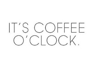 coffee, quotes, and life image