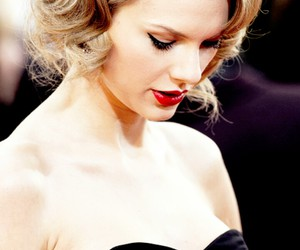 Taylor Swift, red, and Swift image