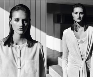 black&white, oysho, and clothes image