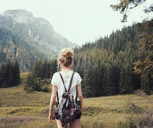 adventure, girls, and hipster image