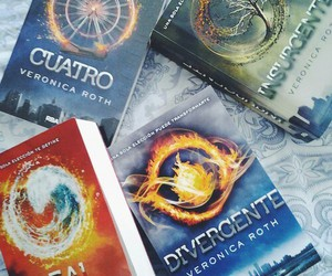 books, four, and tris image