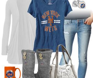 baseball, fashion, and tshirt image