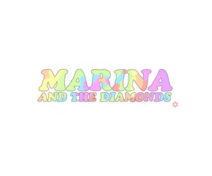 marina, marina and the diamonds, and soft grunge image