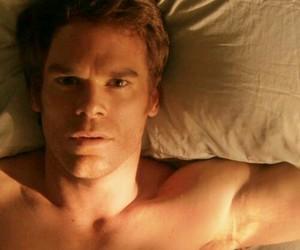 Dexter, dexter morgan, and Hot image