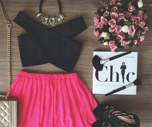 beautiful, shoes, and crop top image