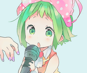 vocaloid, gumi, and kawaii image