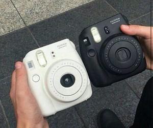 camera, black, and grunge image