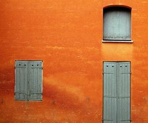 aesthetic, photography, and orange image