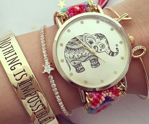 watch and bracelet image