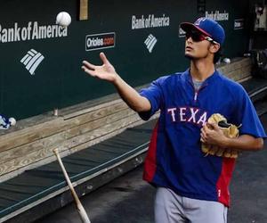 athlete, baseball, and boys image