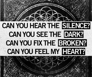 bring me the horizon, heart, and bmth image