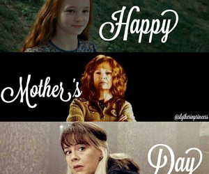 harry potter, happy mother's day, and lily evans image